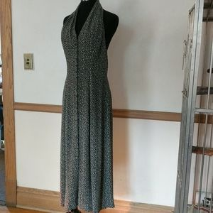 Maxi Halter Dress by Gillian size 8